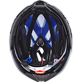 Rudy Project Airstorm Helmet Black-Blue (Shiny)